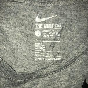 Nike Tops - Oregon Ducks Ncaa Women's Tri-blend Scoop T-shirt